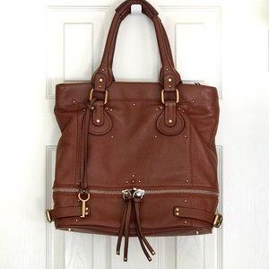 Chloé Paddington Large Tote Leather Bag
